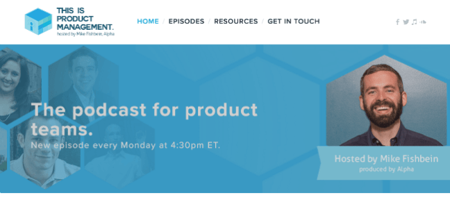This is Product Management podcast