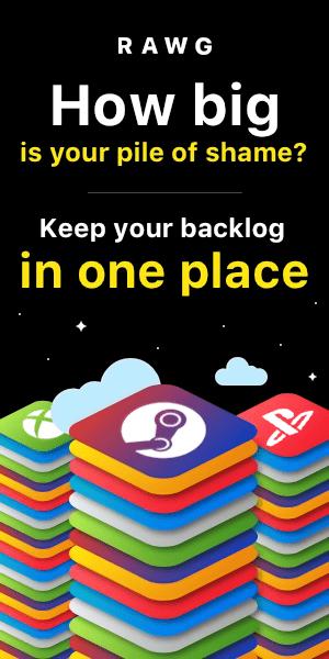 RAWG banner ad