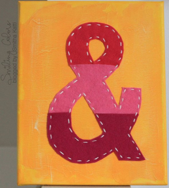 how to make an ampersand