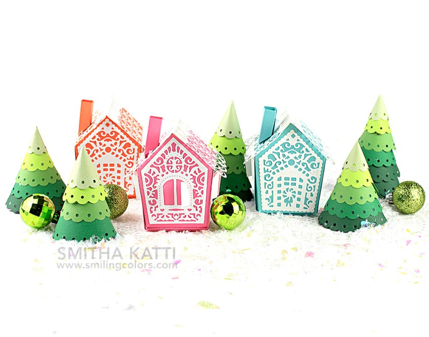 holiday_paper_village