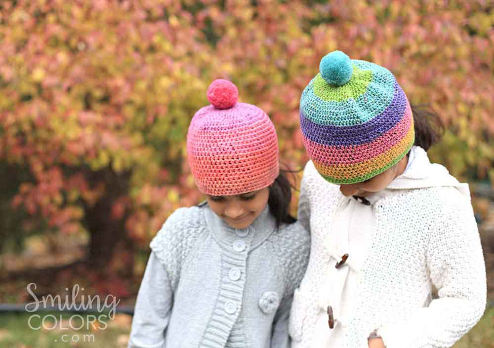 Caron-cupcakes-crochet-hat-project