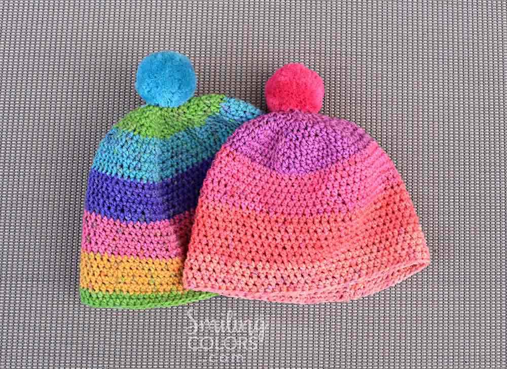 1b73084a617 Caron cupcakes crochet hat - Smitha Katti
