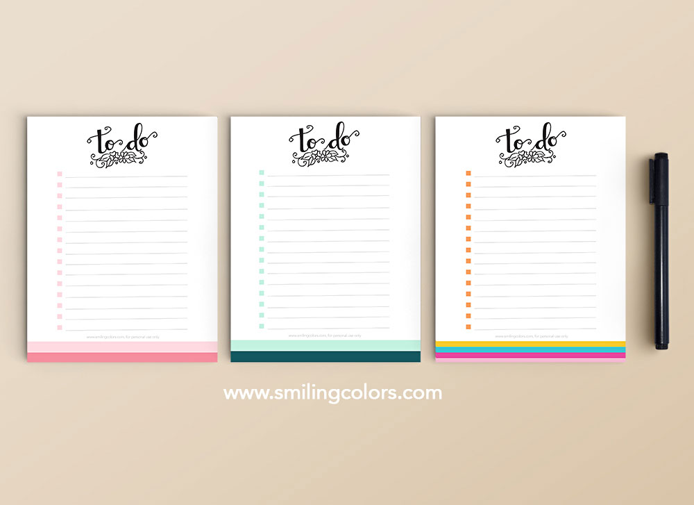 image regarding To Do List Printable Free identify Printable in the direction of do listing Cost-free down load- will come within just a several charming colours