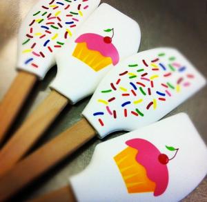 cute spatulas