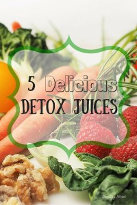 5 detox juices to help cleanse your body