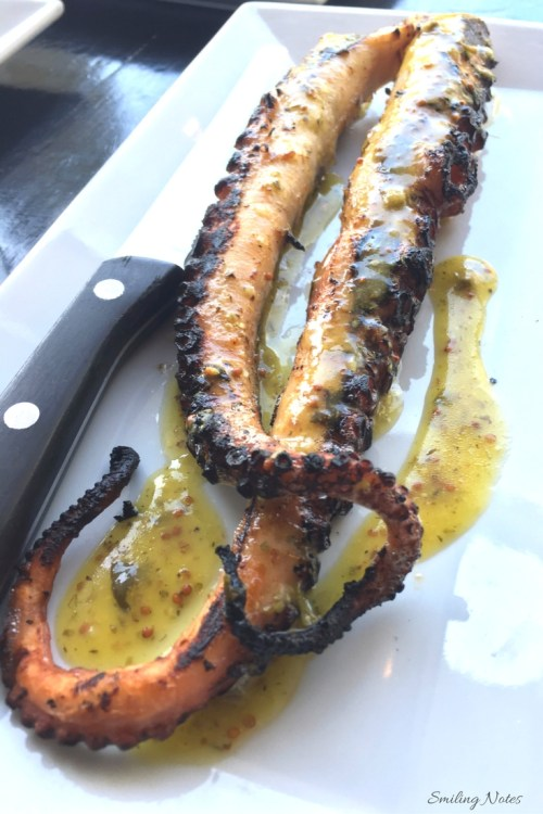 Grilled Mediterranean Octopus - Avlee Greek Kitchen