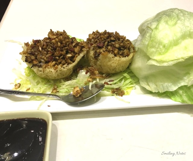 Minced Chicken in a Bird's Nest