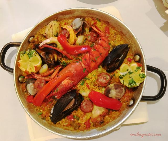 Paella - Marbella Restaurant - Queens, New York