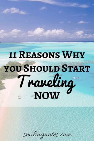 While some people are frequent travelers, others prefer to take planned vacations once or twice a year. Whatever category you are in, traveling will always leave you so much happier.Here are a few reasons why you need to travel more often.