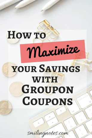How To Maximize your Savings with Groupon Coupons - Love maximizing your savings whenever you shop at your favorite retailers? Groupon Coupons has thousands of coupons that you can use both in-store as well as online.