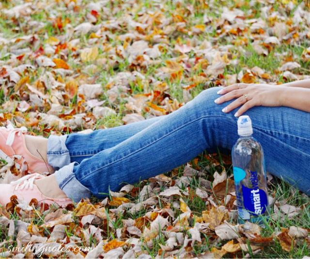 Coca-Cola Smartwater bottle