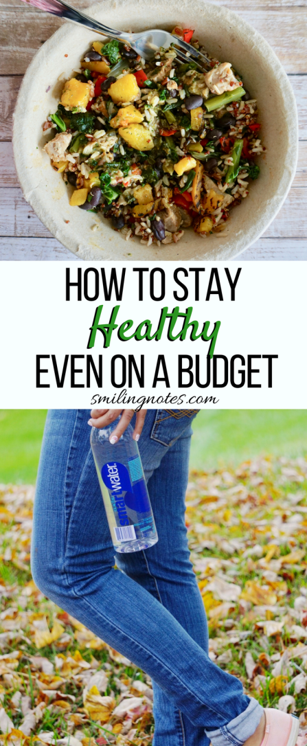 Clever Ways to Eat Healthy on a Budget - Are you trying to work towards a healthier lifestylewhile still trying to stay on a budget? Here are a few ways that can help you to stay healthy even on a budget. #PowerfullySmart #ad