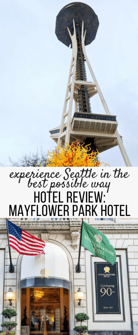 mayflower park hotel review