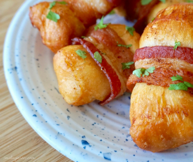 cheese bacon bombs