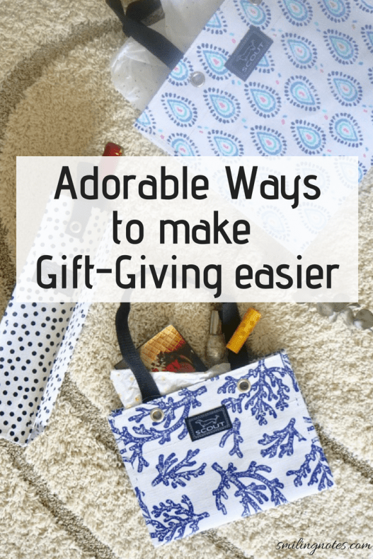 Adorable ways to make gift giving easier - Whether you are looking to gift your significant other or a loved one on a special occasion, check out these adorable ways to make gift giving all the more special.