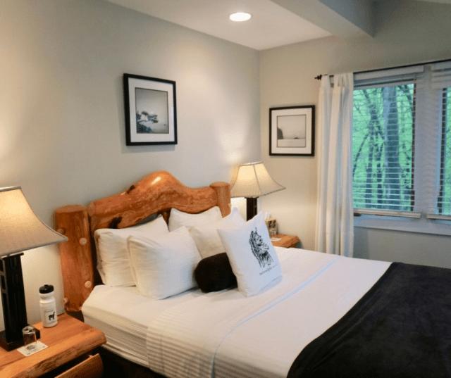 north cottage bedroom