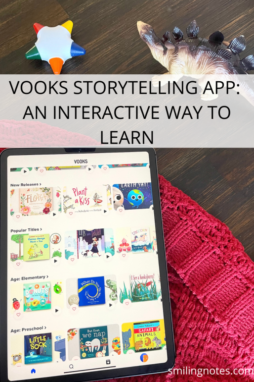 As a parent, do you often feel guilty when you give screen time to your kids? If yes, check out VOOKS- a one-of-a-kind interactive and educational storytelling app for your little ones - quality screentime that you can feel good about! #VooksMIN #MomentumInfluencerNetwork #vooks #betterscreentime #vookspartner