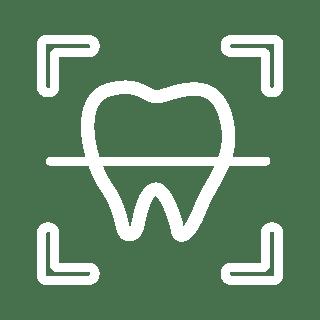 desenho de um dente