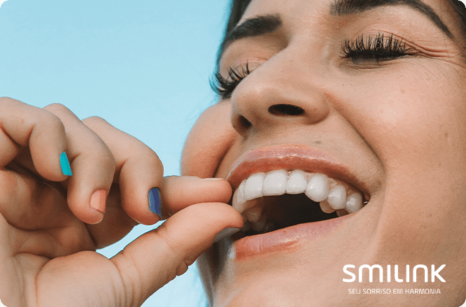 lentes de contato dental ou dentes naturais?