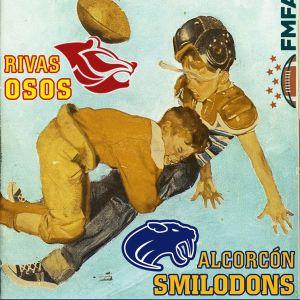 Osos Rivas vs Alcorcón Smilodons Cadete
