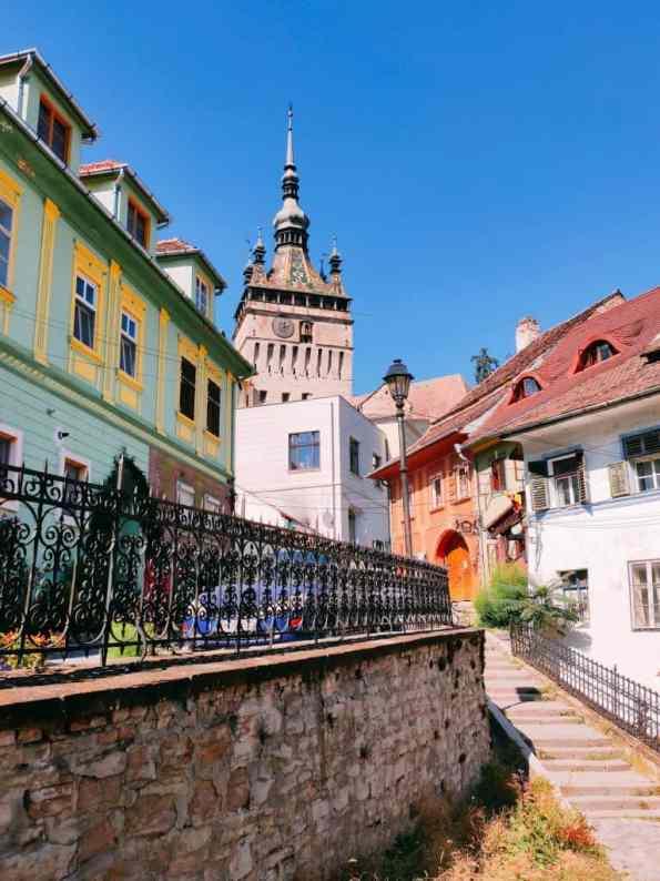 3 days in Sibiu Sighisoara