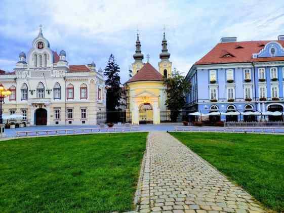 9 day travel itinerary Romania