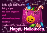 happy halloween messages for facebook