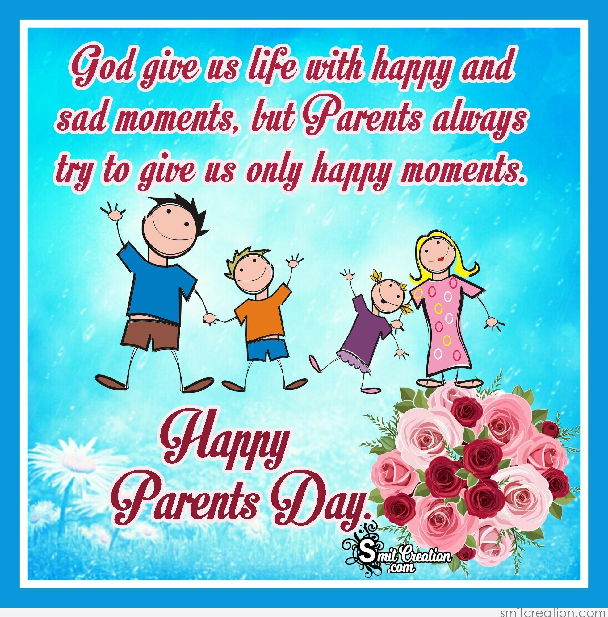 Happy Parents Day Smitcreation Com