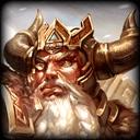 Smite God Odin