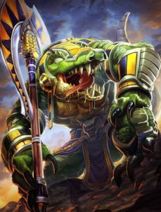 Sobek Default Card
