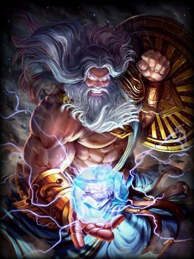 Zeus Default Card