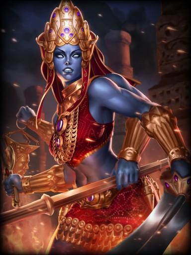 Crimson death Kali