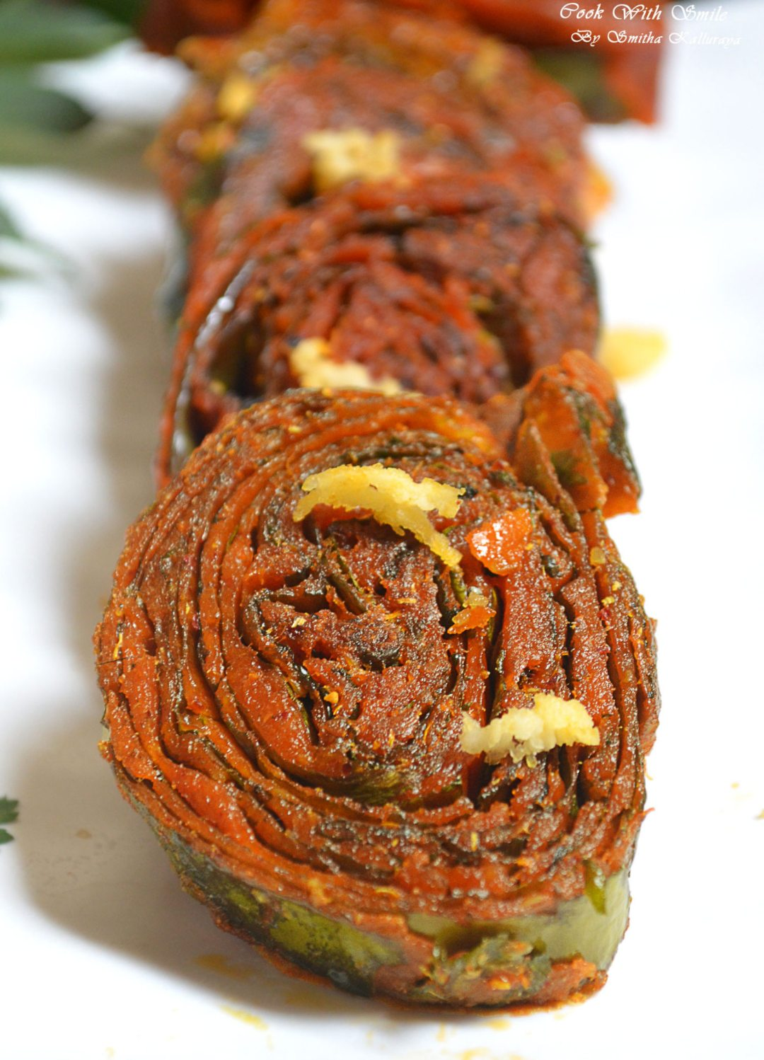 Pathrode patra colacassia leaf rolls recipe cook with smile kesuvina elekannadaarbi ke patte hinditaro leaves elephants ear plant t all verity of the leaves are good for cooking as few of them cause forumfinder Choice Image