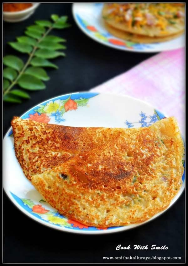 bread uthappam recipe