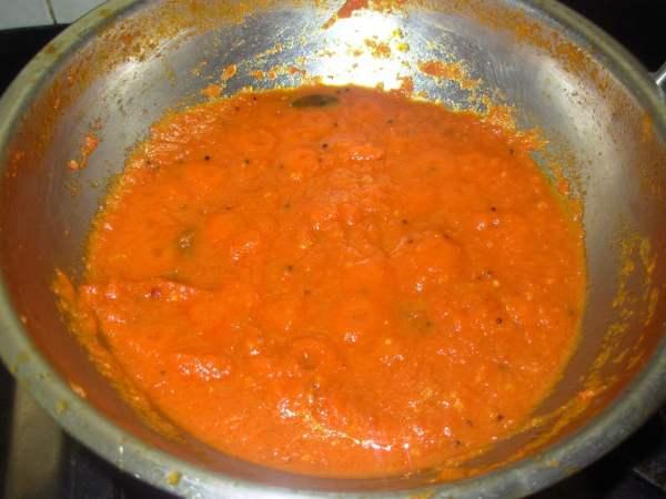 tomato chutney for dosa