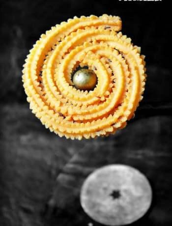 rice flour chakli