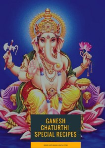 ganesh chaturthi speacial recipes