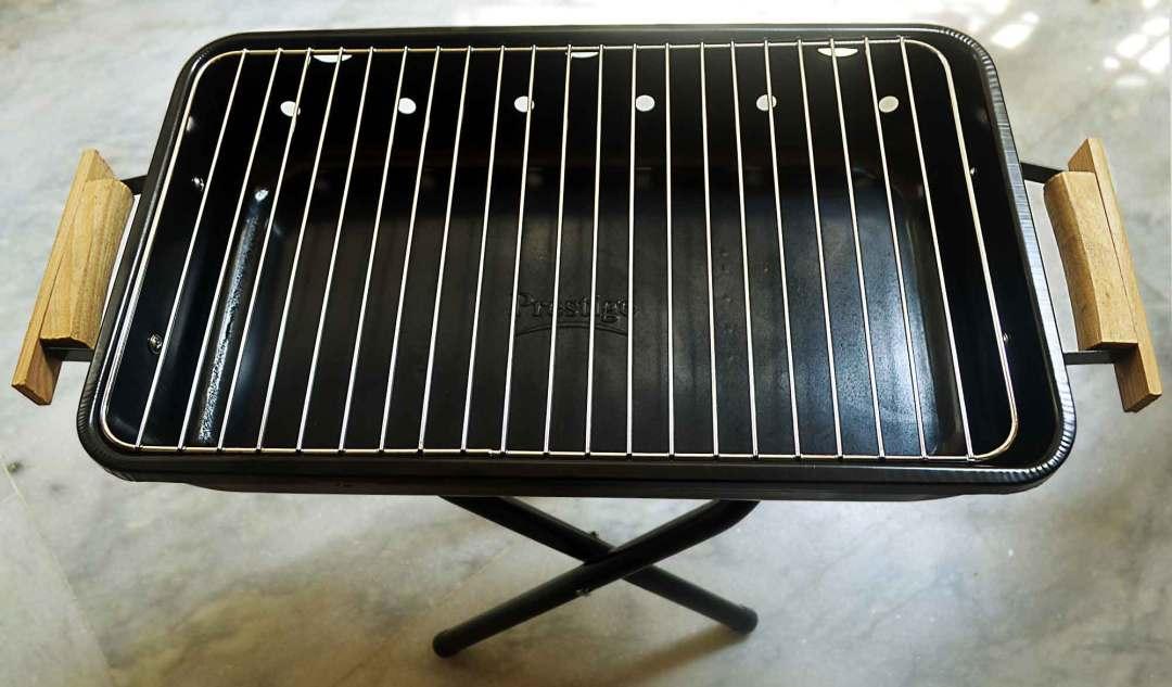 ttk prestige barbecue machine