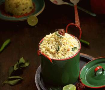 how to make instant rava upma mix