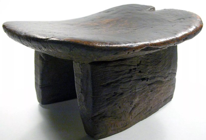 Headrest from Sudan