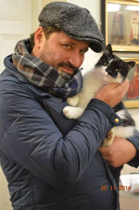 Viktor Loginov, Russia 1, Cat Planet