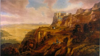 Vale of Menteith, Samuel Bough R.S.A. (1822-1878)