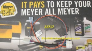 Meyer 12 pin to 6 pin Adapter for 22690 Pistol Grip Controller This allows a 22690 Pistol Grip