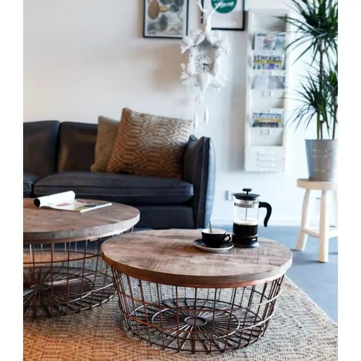 Copper Wire Coffee Table Vintage Amp Retro Designer