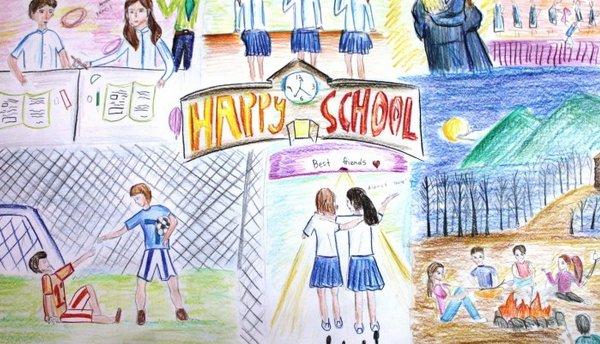 A Happy School, image