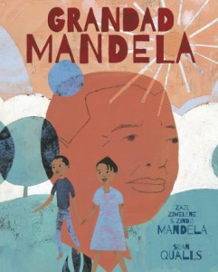 Grandad Mandela - cover image and web link