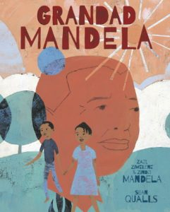 Grandad Mandela - book cover image and web link
