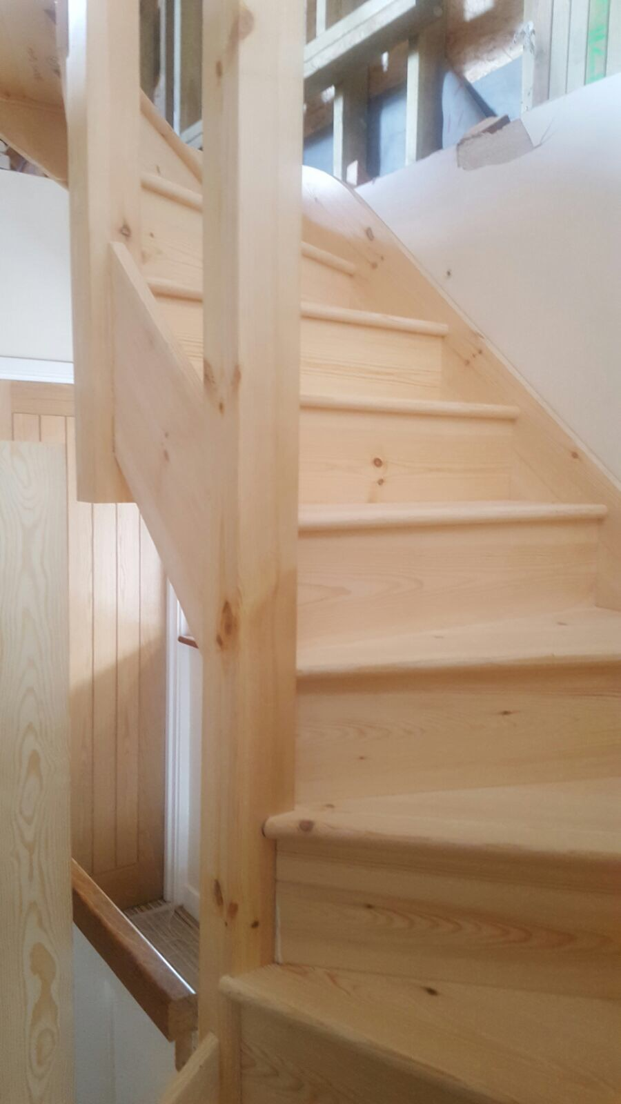 Pine Staircases For Lofts