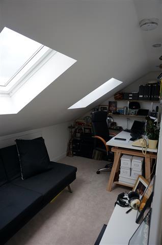 office in loft conversion