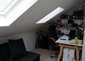 office in loft conversion
